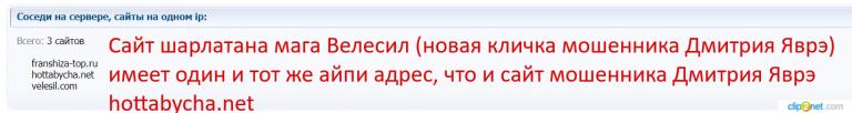 шарлатан и мошенник Велесил Навий